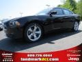 Pitch Black 2014 Dodge Charger Gallery