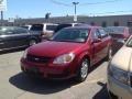 2007 Victory Red Chevrolet Cobalt LT Sedan  photo #3