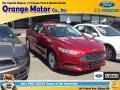 2013 Ruby Red Metallic Ford Fusion SE #92832647