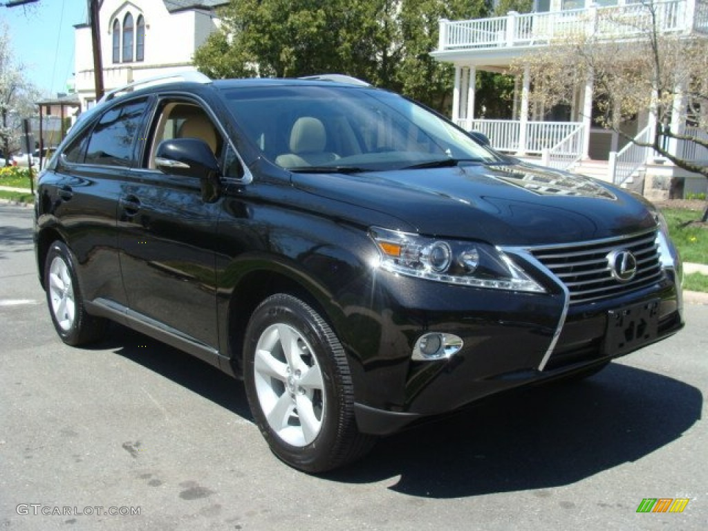Stargazer Black 2013 Lexus Rx 350 Exterior Photo 92856173