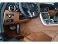 2011 SLS AMG designo Light Brown Natural Woven Interior