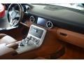 Dashboard of 2011 SLS AMG