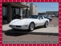White 1982 Chevrolet Corvette Coupe