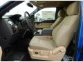 Pale Adobe 2014 Ford F150 Interiors