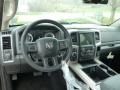 Black/Diesel Gray Dashboard Photo for 2014 Ram 1500 #92872170
