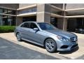 Paladium Silver Metallic 2014 Mercedes-Benz E E250 BlueTEC 4Matic Sedan