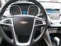 2010 Navy Blue Metallic Chevrolet Equinox LTZ  photo #26
