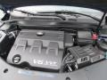 2010 Navy Blue Metallic Chevrolet Equinox LTZ  photo #48