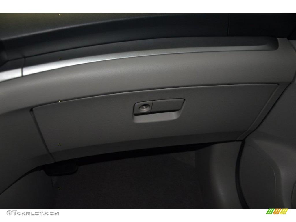 2012 CR-V LX - Alabaster Silver Metallic / Gray photo #15