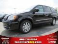 Mocha Java Pearl Coat 2014 Chrysler Town & Country Touring