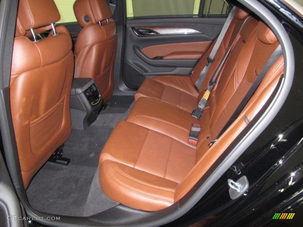 kona brown jet black interior 2014 cadillac cts performance sedan awd photo 92971028. Black Bedroom Furniture Sets. Home Design Ideas