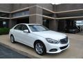Diamond White Metallic 2014 Mercedes-Benz E Gallery