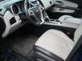 2010 Navy Blue Metallic Chevrolet Equinox LTZ  photo #15