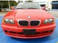 Electric Red - 3 Series 325i Convertible Photo No. 8