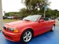 Electric Red - 3 Series 325i Convertible Photo No. 10