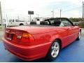 Electric Red - 3 Series 325i Convertible Photo No. 11