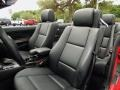 Front Seat of 2002 3 Series 325i Convertible