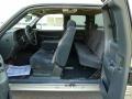 2000 Light Pewter Metallic Chevrolet Silverado 1500 LS Extended Cab  photo #3
