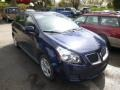 Navy Blue Metallic 2009 Pontiac Vibe