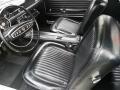 1968 Ford Mustang Black Interior Interior Photo