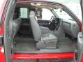 2006 Victory Red Chevrolet Silverado 1500 LS Extended Cab 4x4  photo #16