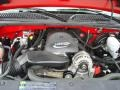 2006 Victory Red Chevrolet Silverado 1500 LS Extended Cab 4x4  photo #21