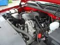 2006 Victory Red Chevrolet Silverado 1500 LS Extended Cab 4x4  photo #22