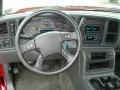2006 Victory Red Chevrolet Silverado 1500 LS Extended Cab 4x4  photo #28