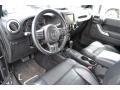 Black Prime Interior Photo for 2012 Jeep Wrangler #93019265