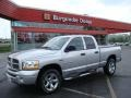 2006 Bright Silver Metallic Dodge Ram 1500 Sport Quad Cab 4x4  photo #1
