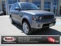 2011 Stornoway Grey Metallic Land Rover Range Rover Sport HSE LUX #93006562