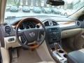 2008 Carbon Black Metallic Buick Enclave CXL AWD  photo #12