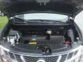 2011 Platinum Graphite Nissan Murano SL AWD  photo #29