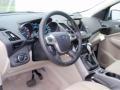 2014 White Platinum Ford Escape SE 2.0L EcoBoost  photo #27