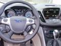 2014 White Platinum Ford Escape SE 2.0L EcoBoost  photo #30