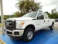 Oxford White 2015 Ford F350 Super Duty Gallery