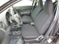 Charcoal Front Seat Photo for 2015 Nissan Versa #93064039