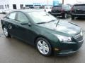 Rainforest Green Metallic - Cruze Diesel Photo No. 7