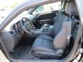Dark Slate Gray 2014 Dodge Challenger Interiors