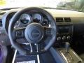 2014 Dodge Challenger Dark Slate Gray Interior Dashboard Photo