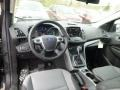 2014 Sterling Gray Ford Escape SE 2.0L EcoBoost 4WD  photo #9