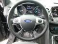 2014 Sterling Gray Ford Escape SE 2.0L EcoBoost 4WD  photo #12