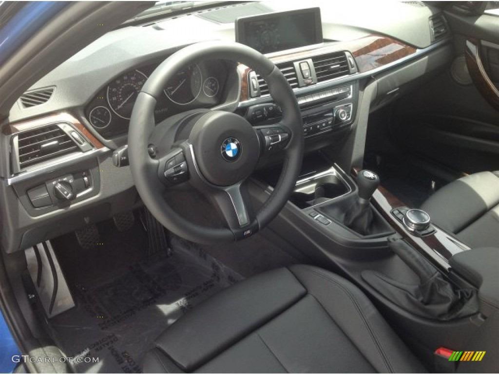 2014 BMW 3 Series 335i Sedan Interior Color Photos