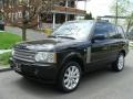 2006 Java Black Pearl Land Rover Range Rover Supercharged  photo #1