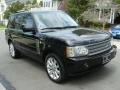 2006 Java Black Pearl Land Rover Range Rover Supercharged  photo #3