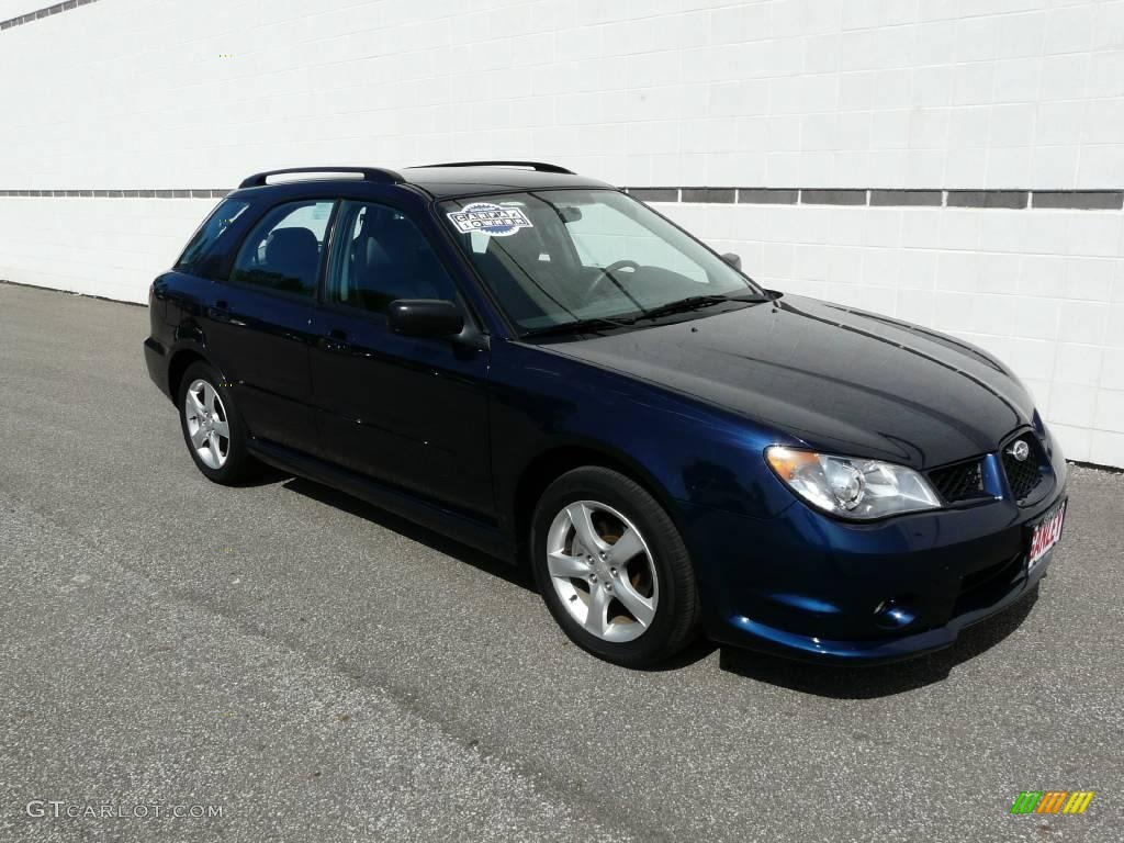 2006 subaru impreza 2 5 i wagon the wagon. Black Bedroom Furniture Sets. Home Design Ideas
