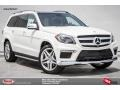Diamond White Metallic 2014 Mercedes-Benz GL 550 4Matic