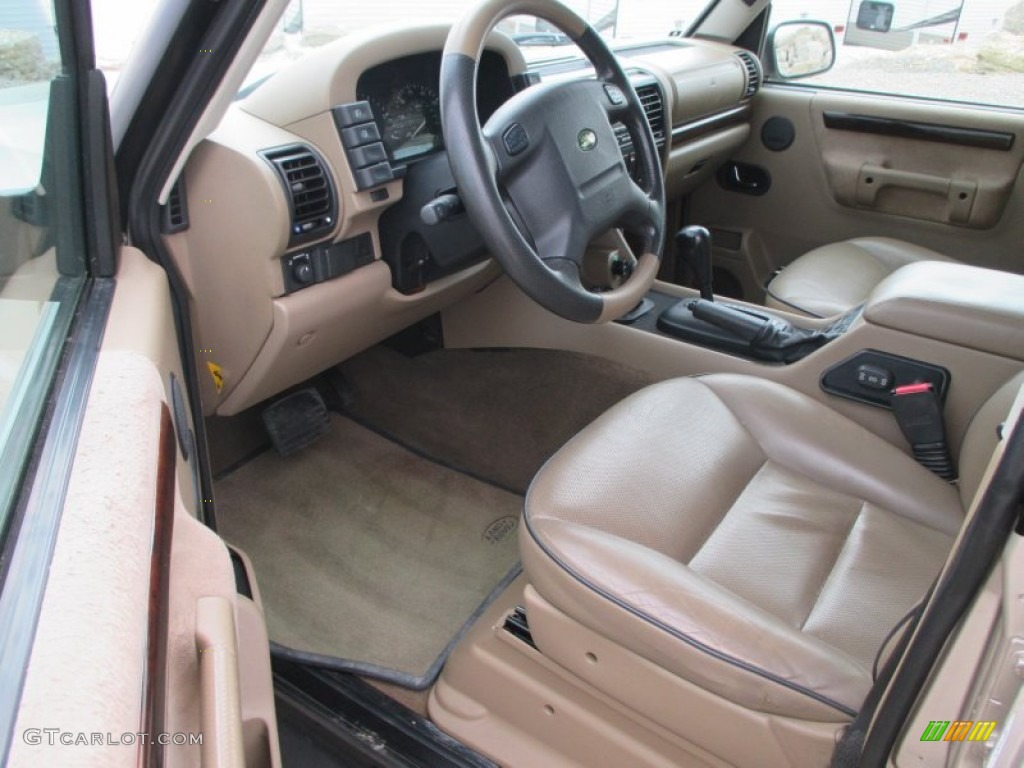 bahama interior 2000 land rover discovery ii standard discovery ii model photo 93187297. Black Bedroom Furniture Sets. Home Design Ideas