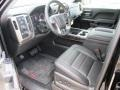 Jet Black Interior Photo for 2014 GMC Sierra 1500 #93194050