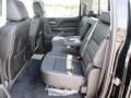 Jet Black Rear Seat Photo for 2014 GMC Sierra 1500 #93194392